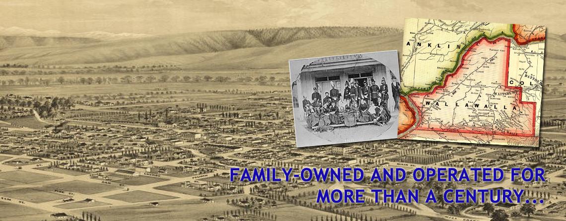 Historical Walla Walla County…